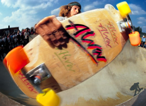 """Tony Alva's Inspirational """"Pass The Bucket"""" Skateboarding Documentary From Off The Wall TV By Eliot Rausch."""