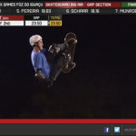 Bob Burnquist & Jake Brown on the Megaramp (720 Rodeo Flip)