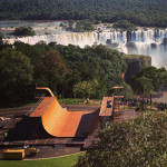 X-Games 2013 Foz do Iguaçu arrives in Brazil