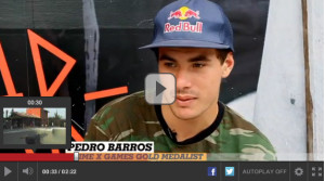 Pedro Barros Talks about Brazil