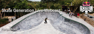Red Bull Skate Generation Live Webcast