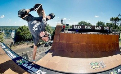 X Games Foz Do Iguazu Final Results Skateboarding