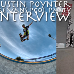 Vans Pool Party 2013: Pre-ProTec interview with Austin Poynter
