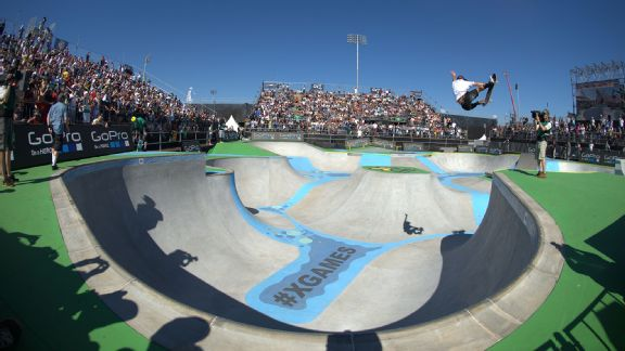 ESPN Cancels Bowl Riding X Games Los Angeles