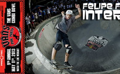 Felipe Foguinho Interview