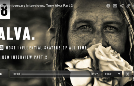 Interview Tony Alva