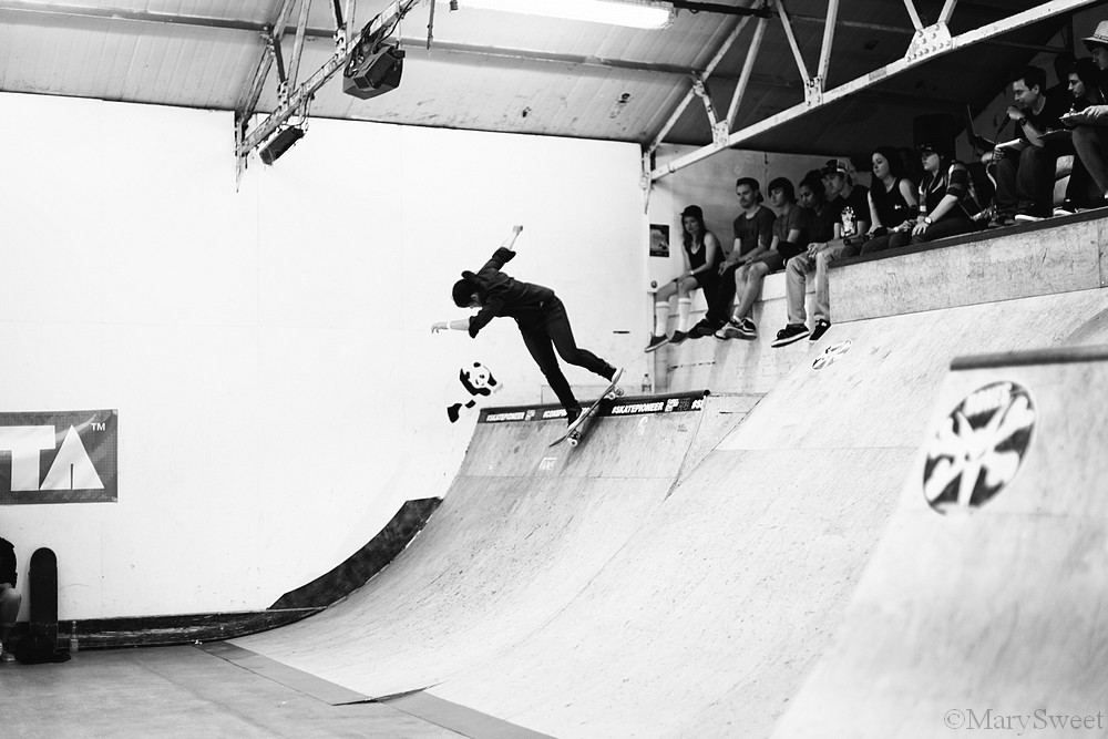 Claire Alleaume  Backsmith