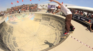 Doren Invitational practice Huntington Beach