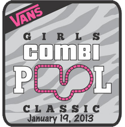 The Girls Combi Pools Classic is scheduled for January 19th. Click this page for an extensive coverage of girl's skateboarding and the Combi Classic event