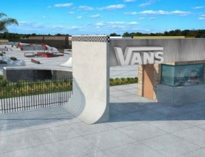 Vans Skatepark, Huntington Beach California