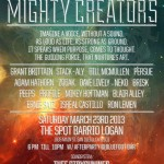 The Mighty Creators with Grant Brittain