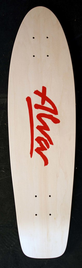 Tony Alva Original Skate Deck