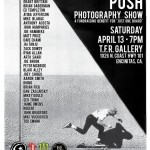 Grant Brittain at Push Photography show